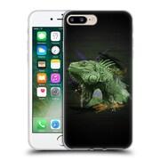 OFFICIAL ARON ART ANIMALS Iguana Soft Gel Case for Apple iPhone 7 Plus (C_1FA_1DEFC)