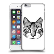 OFFICIAL TUMMEOW CATS IN BLACK AND WHITE Strabismus Hard Back Case for Apple iPhone 6 Plus / 6s Plus (9_10_1BA99)