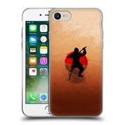 OFFICIAL ARON ART JAPANESE SILHOUETTE The Ninja Reboot Soft Gel Case for Apple iPhone 7 (C_1F9_1DF07)