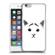 OFFICIAL TUMMEOW CATS IN BLACK AND WHITE Eyebrows Hard Back Case for Apple iPhone 6 Plus / 6s Plus (9_10_1BA9A)