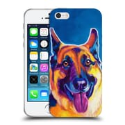 Official Dawgart Dogs Hector Soft Gel Case for Apple iPhone 5 / 5s / SE (C_D_1A444)