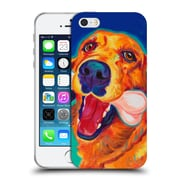 Official Dawgart Dogs My Favorite Bone Soft Gel Case for Apple iPhone 5 / 5s / SE (C_D_1A43D)