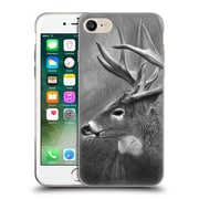 Official CHUCK BLACK DEER FAMILY Rainy Days Soft Gel Case for Apple iPhone 7 (C_1F9_1AE8A)