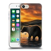 Official CHUCK BLACK WILDLIFE AND ANIMALS Persistence Soft Gel Case for Apple iPhone 7 (C_1F9_1AE93)