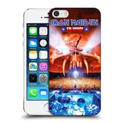 OFFICIAL IRON MAIDEN TOURS En Vivo! Hard Back Case for Apple iPhone 5 / 5s / SE (9_D_1DB7B)