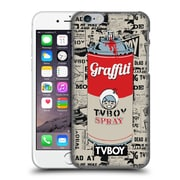 OFFICIAL TVBOY URBAN POP ART Graffiti Can Hard Back Case for Apple iPhone 6 / 6s (9_F_19A83)