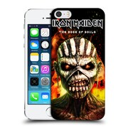 OFFICIAL IRON MAIDEN TOURS TBOS Hard Back Case for Apple iPhone 5 / 5s / SE (9_D_1DB79)