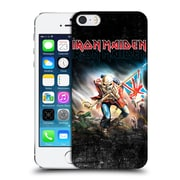OFFICIAL IRON MAIDEN ART Trooper 2016 Hard Back Case for Apple iPhone 5 / 5s / SE (9_D_1DB75)