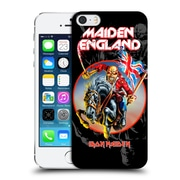 OFFICIAL IRON MAIDEN TOURS England Hard Back Case for Apple iPhone 5 / 5s / SE (9_D_1DB7C)