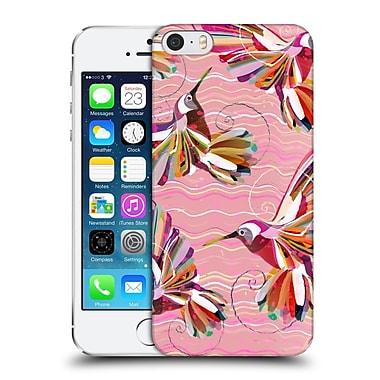 OFFICIAL TURNOWSKY FOG Hummingbird Dreaming Hard Back Case for Apple iPhone 5 / 5s / SE (9_D_1CE49)
