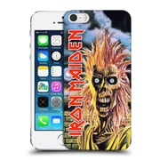 OFFICIAL IRON MAIDEN ART First Hard Back Case for Apple iPhone 5 / 5s / SE (9_D_1DB77)