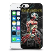 OFFICIAL IRON MAIDEN ALBUM COVERS Somewhere Hard Back Case for Apple iPhone 5 / 5s / SE (9_D_1DB6D)
