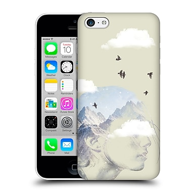 OFFICIAL VIN ZZEP DOUBLE EXPOSURE Clarity Hard Back Case for Apple iPhone 5c (9_E_1E247)