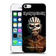 OFFICIAL IRON MAIDEN ALBUM COVERS The Book Of Souls Hard Back Case for Apple iPhone 5 / 5s / SE (9_D_1DB69)