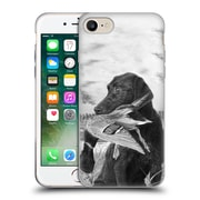 Official CHUCK BLACK WILDLIFE AND ANIMALS Man's Best Friend Soft Gel Case for Apple iPhone 7 (C_1F9_1AE92)