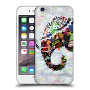 OFFICIAL ARTPOPTART ANIMALS Elephant Soft Gel Case for Apple iPhone 6 / 6s (C_F_1A219)