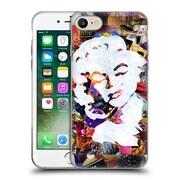 OFFICIAL ARTPOPTART POP CULTURE Marilyn Soft Gel Case for Apple iPhone 7 (C_1F9_1A22C)