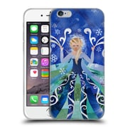 OFFICIAL ARTPOPTART POP CULTURE Ice Queen Soft Gel Case for Apple iPhone 6 / 6s (C_F_1A22A)