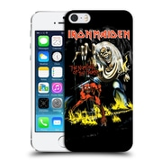OFFICIAL IRON MAIDEN ALBUM COVERS NOTB Hard Back Case for Apple iPhone 5 / 5s / SE (9_D_1DB6C)