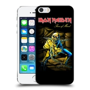 OFFICIAL IRON MAIDEN ALBUM COVERS Piece Of Mind Hard Back Case for Apple iPhone 5 / 5s / SE (9_D_1DB6F)