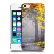 OFFICIAL GRAHAM GERCKEN AUTUMN Colors Hard Back Case for Apple iPhone 5 / 5s / SE (9_D_1C296)