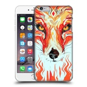 OFFICIAL GIULIO ROSSI ANIMAL ILLUSTRATIONS Fox Hard Back Case for Apple iPhone 6 Plus / 6s Plus (9_10_1BCAA)