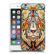 OFFICIAL GIULIO ROSSI ANIMAL ILLUSTRATIONS Lion Hard Back Case for Apple iPhone 6 Plus / 6s Plus (9_10_1BCAB)