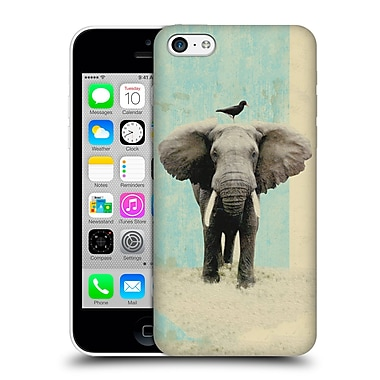 OFFICIAL VIN ZZEP ANIMALS Friends For Life Hard Back Case for Apple iPhone 5c (9_E_1E233)
