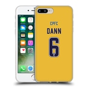 Official Crystal Palace FC 2016/17 Players Away Kit Scott Dann Soft Gel Case for Apple iPhone 7 Plus (C_1FA_1E63D)