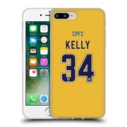 Official Crystal Palace FC 2016/17 Players Away Kit Martin Kelly Soft Gel Case for Apple iPhone 7 Plus (C_1FA_1E636)
