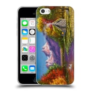 Official CHUCK BLACK CABIN Autumn's Perfection Soft Gel Case for Apple iPhone 5c (C_E_1AE78)