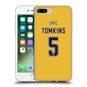 Official Crystal Palace FC 2016/17 Players Away Kit James Tomkins Soft Gel Case for Apple iPhone 7 Plus (C_1FA_1E640)