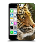 Official CHUCK BLACK BIG CATS Into The Jungle Soft Gel Case for Apple iPhone 5c (C_E_1AE6F)