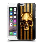 OFFICIAL GIULIO ROSSI SKULLS Golden 2 Hard Back Case for Apple iPhone 6 / 6s (9_F_1BCCC)