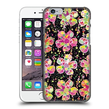 OFFICIAL TURNOWSKY BOLD BEAUTIFUL Night Blossoms Hard Back Case for Apple iPhone 6 / 6s (9_F_1CE28)