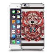 OFFICIAL GIULIO ROSSI ANIMAL ILLUSTRATIONS Red Panda Hard Back Case for Apple iPhone 6 Plus / 6s Plus (9_10_1BCAE)