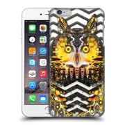 OFFICIAL GIULIO ROSSI ANIMAL ILLUSTRATIONS Owl Hard Back Case for Apple iPhone 6 Plus / 6s Plus (9_10_1BCAD)