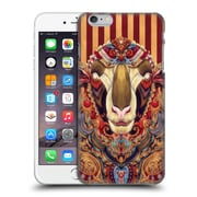 OFFICIAL GIULIO ROSSI ANIMAL ILLUSTRATIONS Sheep Hard Back Case for Apple iPhone 6 Plus / 6s Plus (9_10_1BCAF)