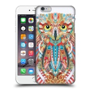 OFFICIAL GIULIO ROSSI ANIMAL ILLUSTRATIONS Eagle Owl Hard Back Case for Apple iPhone 6 Plus / 6s Plus (9_10_1BCA8)