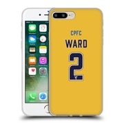 Official Crystal Palace FC 2016/17 Players Away Kit Joel Ward Soft Gel Case for Apple iPhone 7 Plus (C_1FA_1E634)