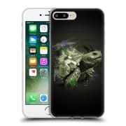 OFFICIAL ARON ART ANIMALS Tortoise Soft Gel Case for Apple iPhone 7 Plus (C_1FA_1DF00)