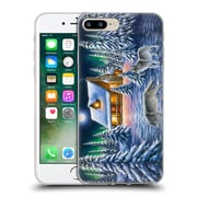 Official CHUCK BLACK CABIN Nighttime Prowl Soft Gel Case for Apple iPhone 7 Plus (C_1FA_1AE80)