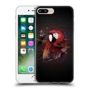 OFFICIAL ARON ART ANIMALS Parrot Soft Gel Case for Apple iPhone 7 Plus (C_1FA_1DEFF)