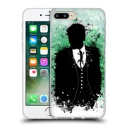 OFFICIAL ARON ART GENTLEMAN Mr. Lizard Soft Gel Case for Apple iPhone 7 Plus (C_1FA_1DF04)