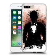 OFFICIAL ARON ART GENTLEMAN Mr. Butterfly Soft Gel Case for Apple iPhone 7 Plus (C_1FA_1DF03)