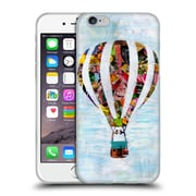 OFFICIAL ARTPOPTART COLLAGE Hot Air Balloon Soft Gel Case for Apple iPhone 6 / 6s (C_F_1A238)