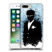 OFFICIAL ARON ART GENTLEMAN Mr. Snail Soft Gel Case for Apple iPhone 7 Plus (C_1FA_1DF05)