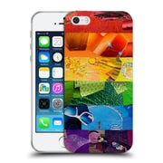 OFFICIAL ARTPOPTART FLAGS Gay Soft Gel Case for Apple iPhone 5 / 5s / SE (C_D_1A226)