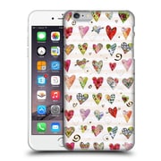OFFICIAL TURNOWSKY NITZ NATZ Love Hearts Hard Back Case for Apple iPhone 6 Plus / 6s Plus (9_10_1CE76)