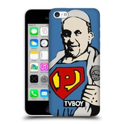 OFFICIAL TVBOY URBAN CELEBRITIES Super Pope Hard Back Case for Apple iPhone 5c (9_E_19A72)